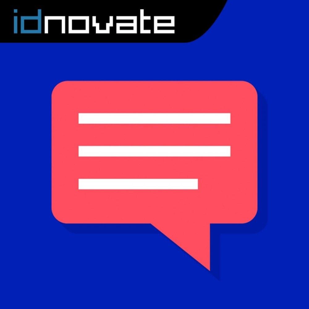 module - Pop-up - Popup ao entrar, sair, adicionar produtos e newsletter - 1