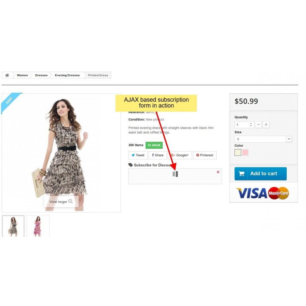 module - Email & Notifiche - Notifica di caduta dei prezzi, avvisi sui prodotti - 3