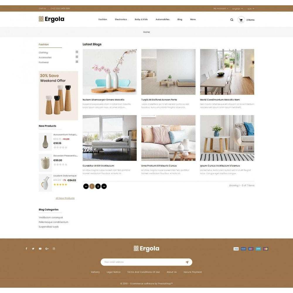 theme - Maison & Jardin - Ergola - Online Furniture Store - 9