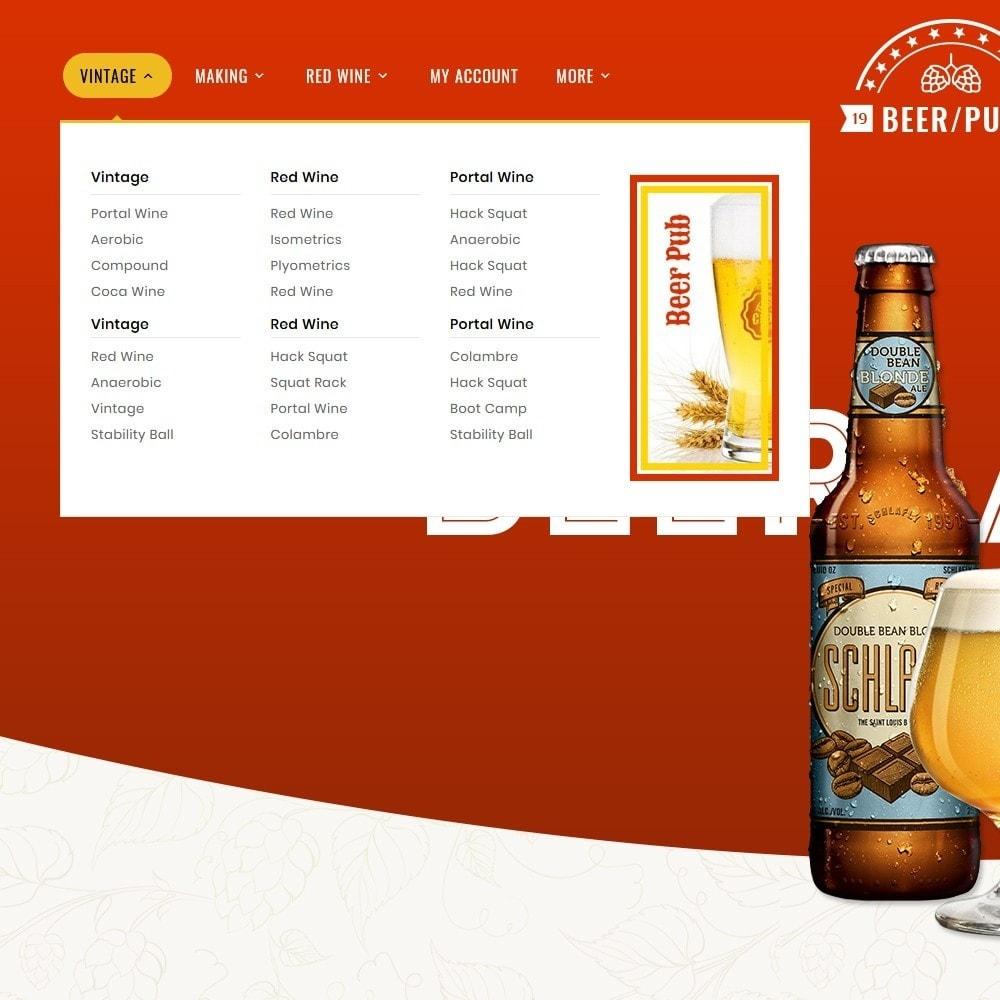theme - Drink & Wine - Beer Pub & Drinks - 9