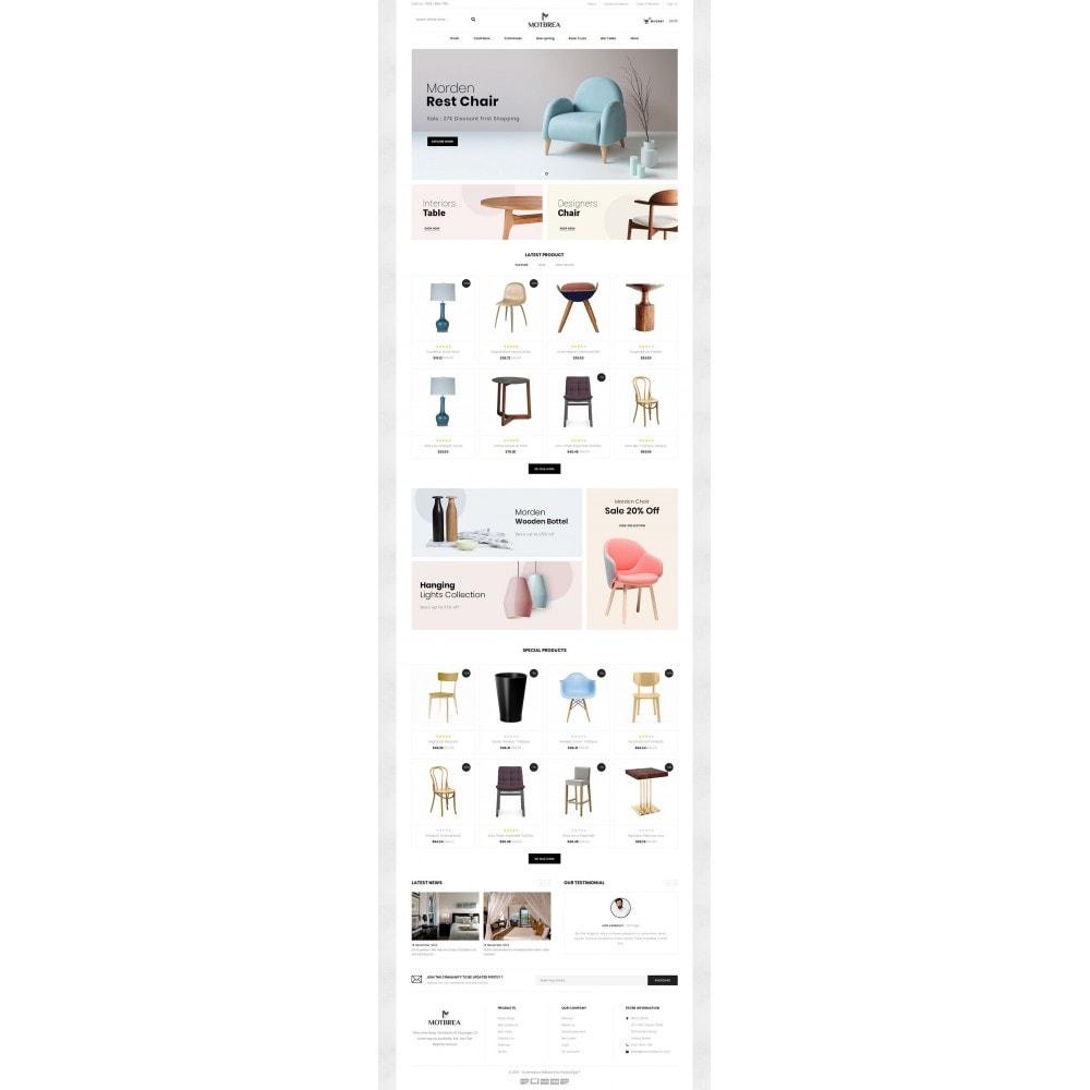theme - Casa & Giardino - Motbrea - Furniture Shop - 2