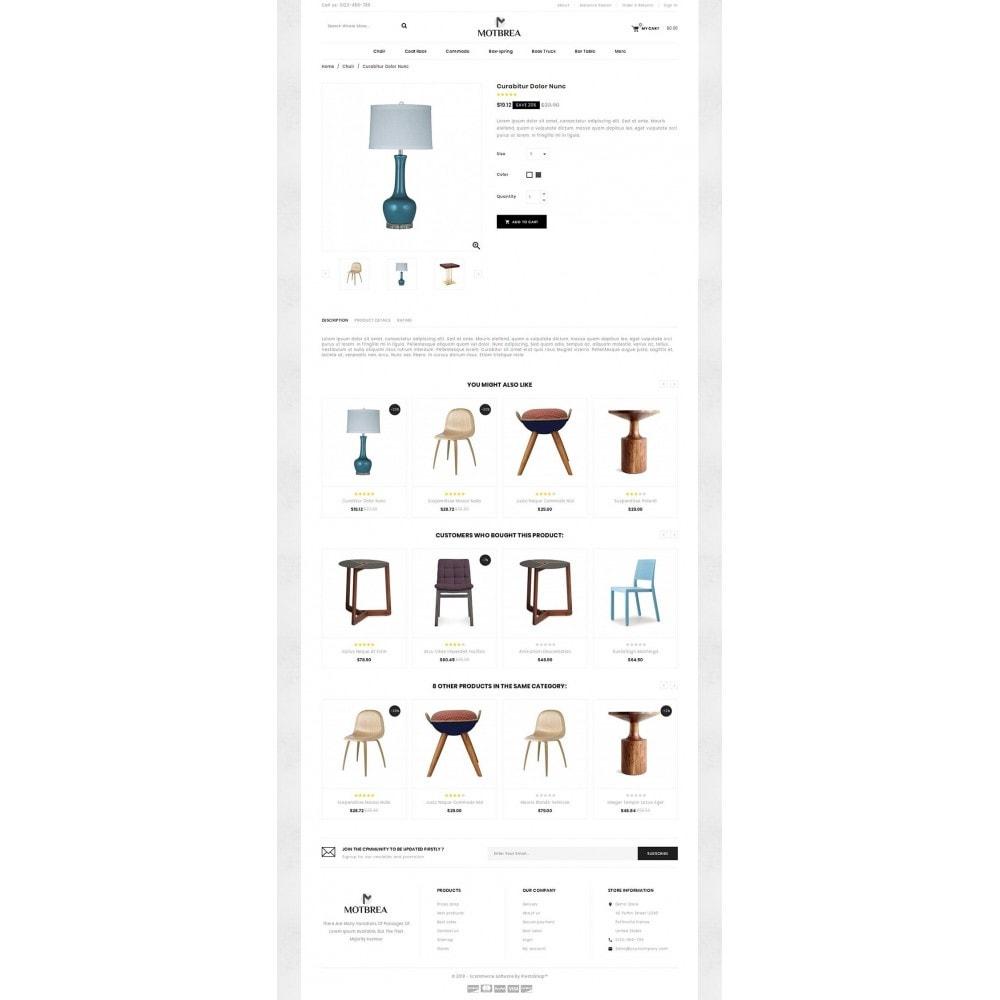 theme - Casa & Giardino - Motbrea - Furniture Shop - 4