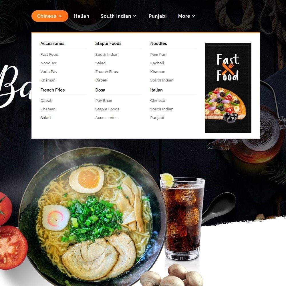 theme - Gastronomía y Restauración - Hunger Jam - Food & Dishes - 9