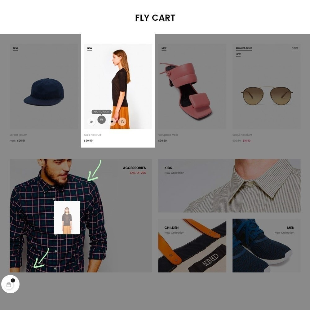 theme - Mode & Chaussures - Shoes World Fashion Store - 5