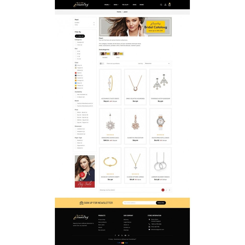 theme - Jewelry & Accessories - Jewelry - Luxury Imitation Shop - 3