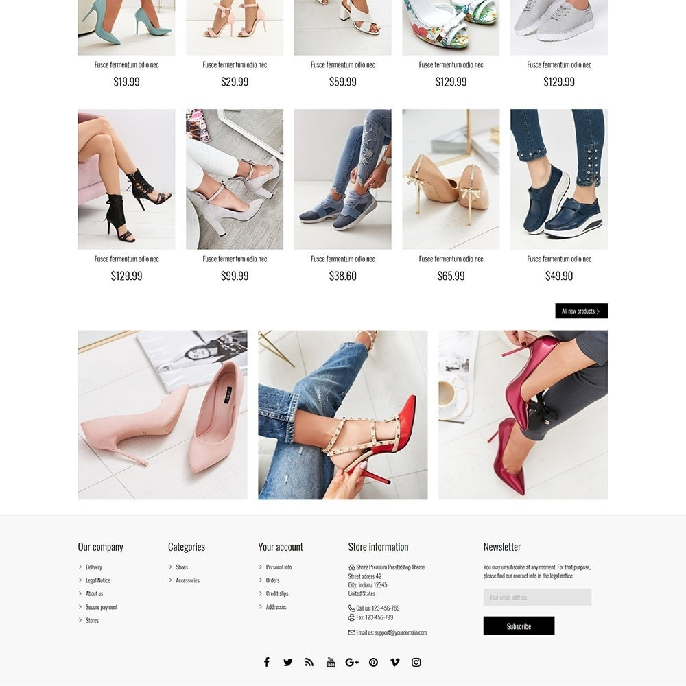 theme - Mode & Schoenen - Shoez - Fashion and shoes - 5