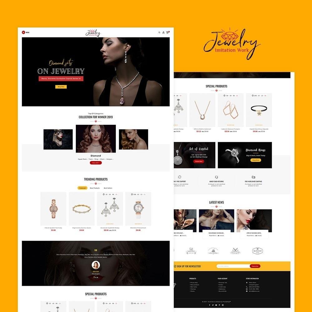 theme - Jewelry & Accessories - Jewelry - Imitation Work - 2