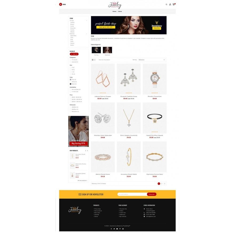 theme - Bijoux & Accessoires - Jewelry - Imitation Work - 3