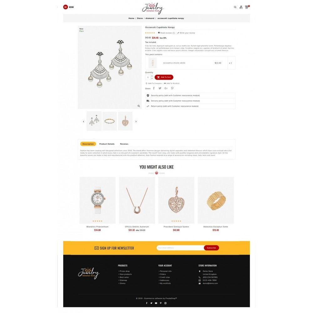 theme - Jewelry & Accessories - Jewelry - Imitation Work - 5