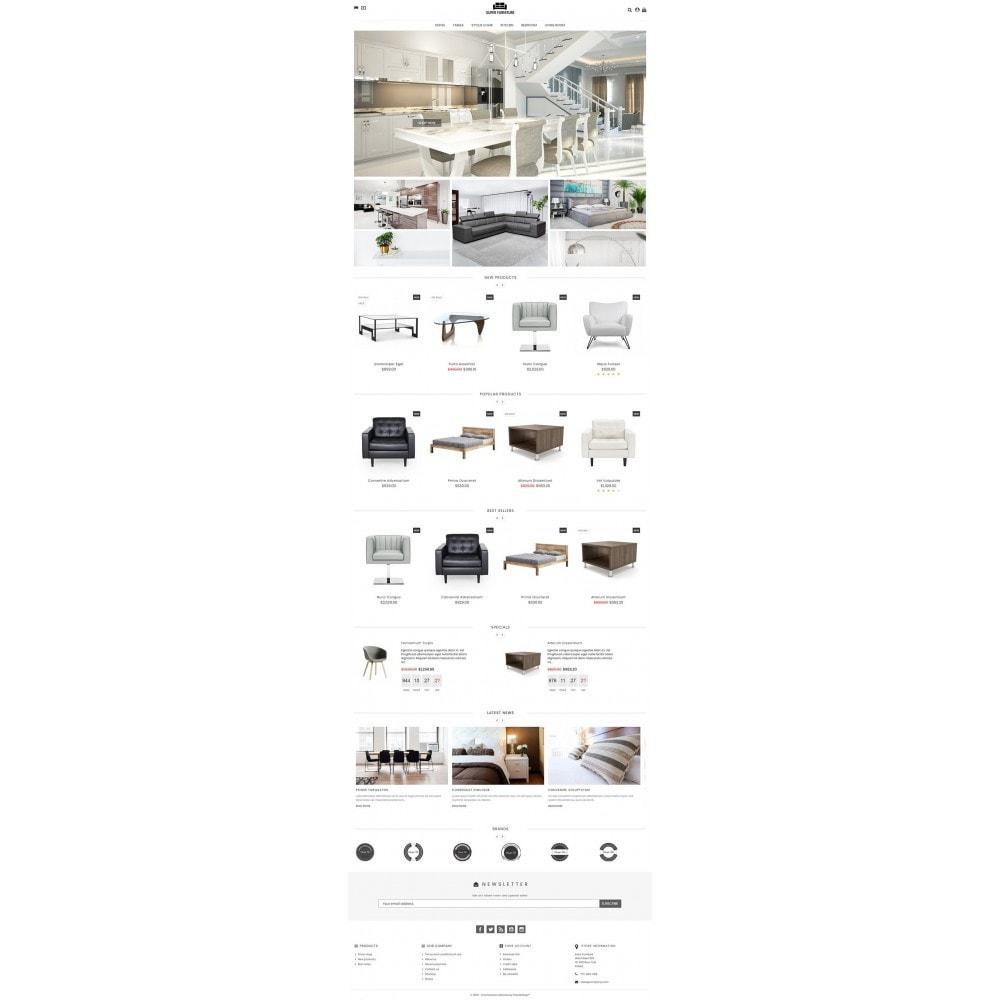 theme - Dom & Ogród - Super Furniture - 2
