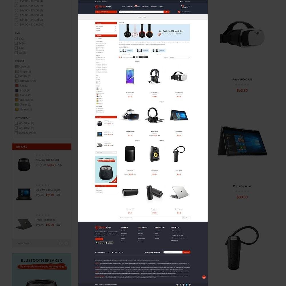 theme - Electronics & Computers - Electroshop - Multipurpose Mega Electronics Store - 12