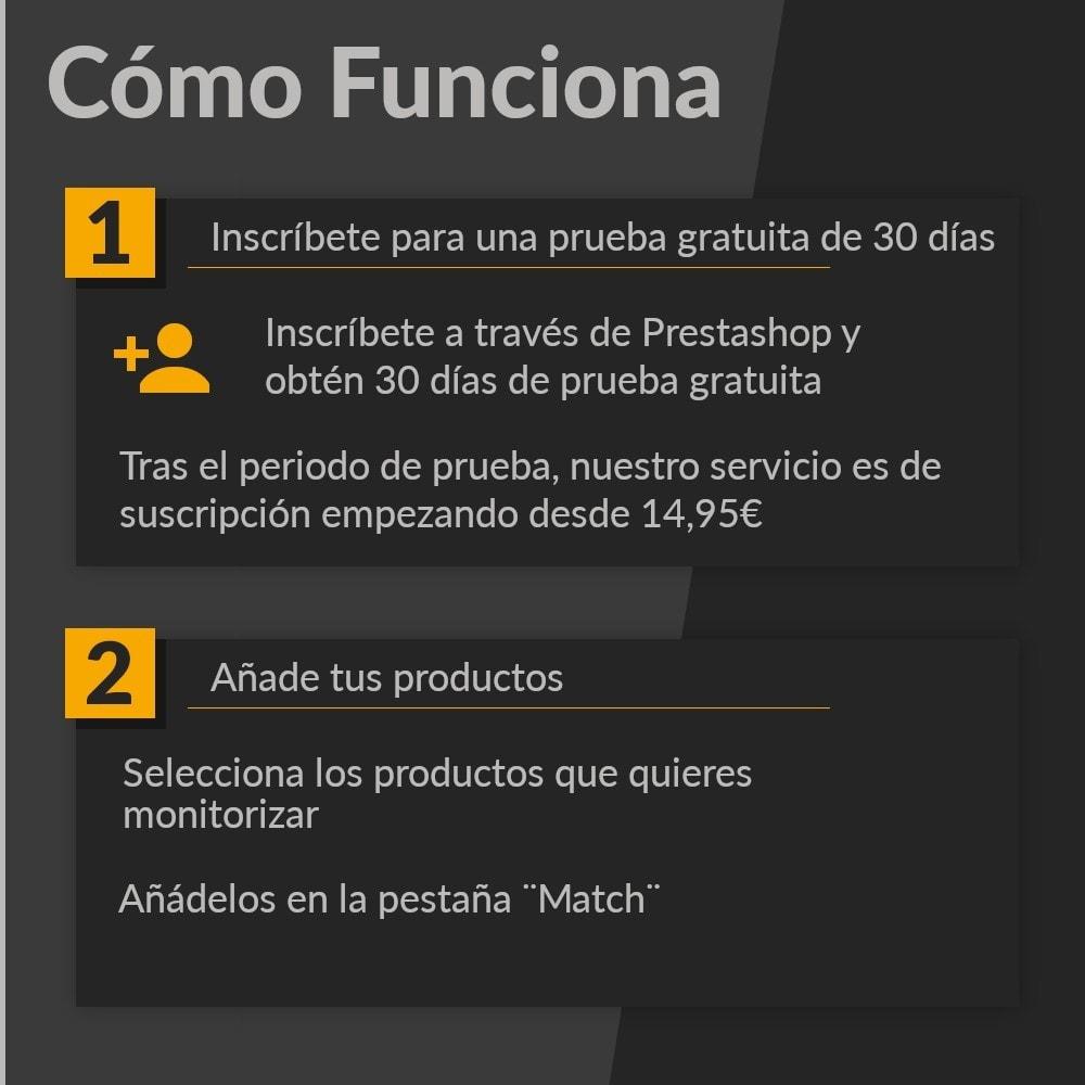 module - Informes y Estadísticas - PricePortal Competencia rastreada y pricing dinámico - 5