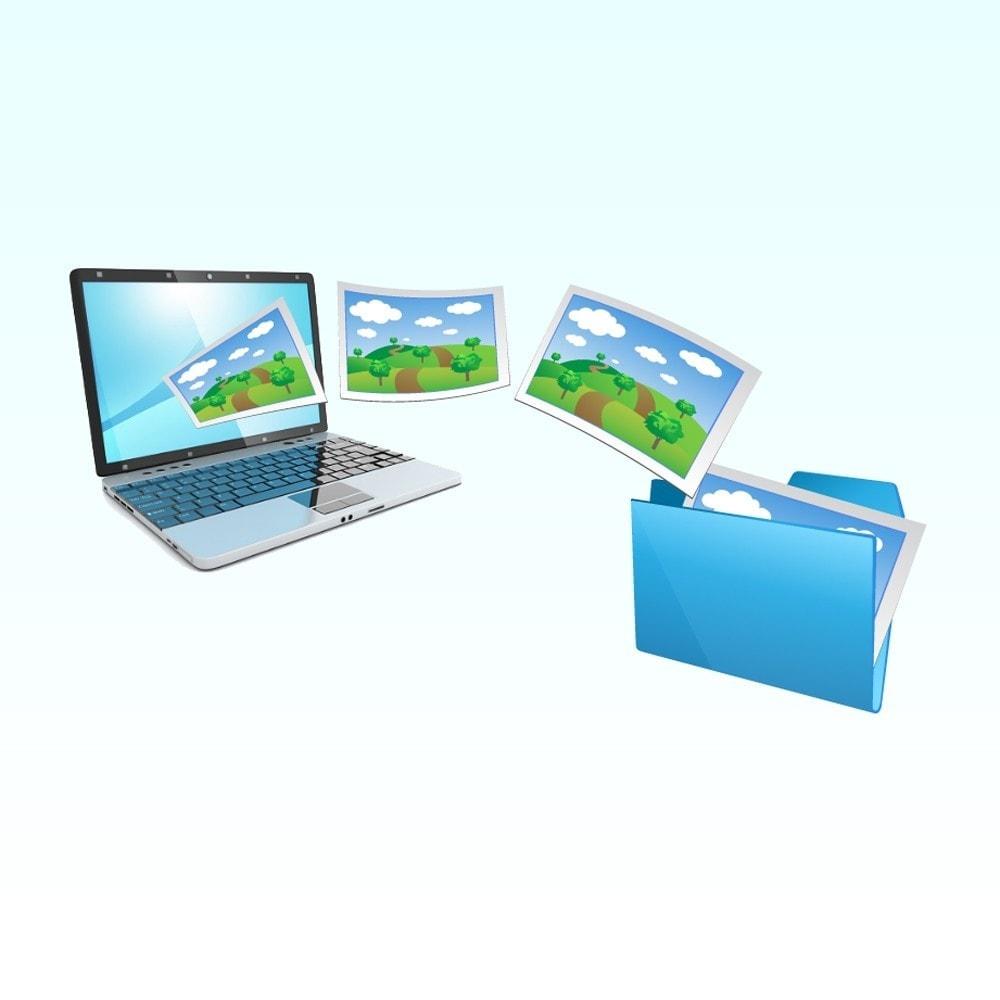 module - Edición Rápida y Masiva - Importar imágenes en el producto - 1
