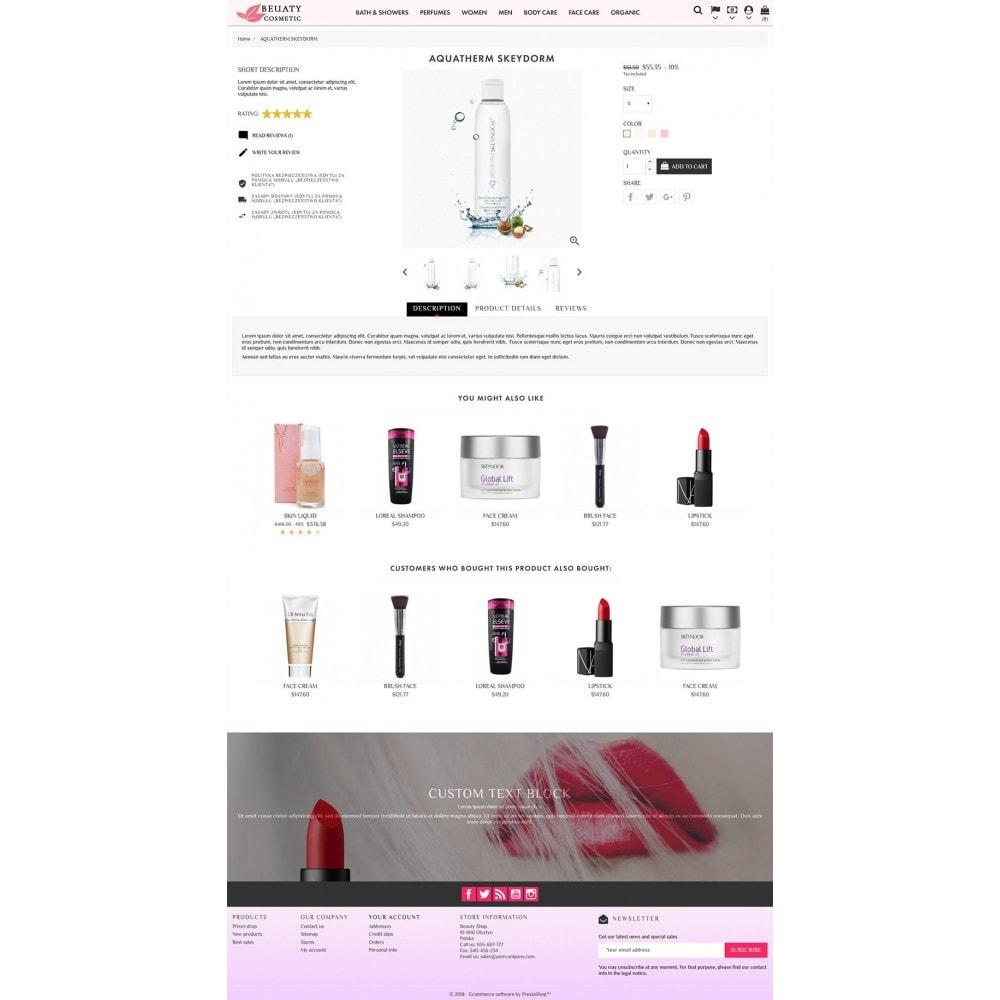 theme - Zdrowie & Uroda - Beauty Cosmetic - 3