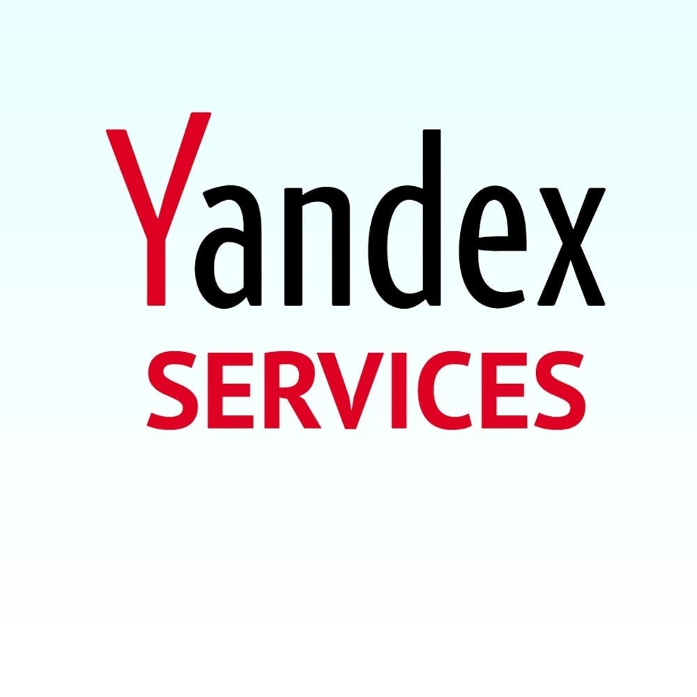 module - Поиск и фильтры - Integration with Yandex services - 1