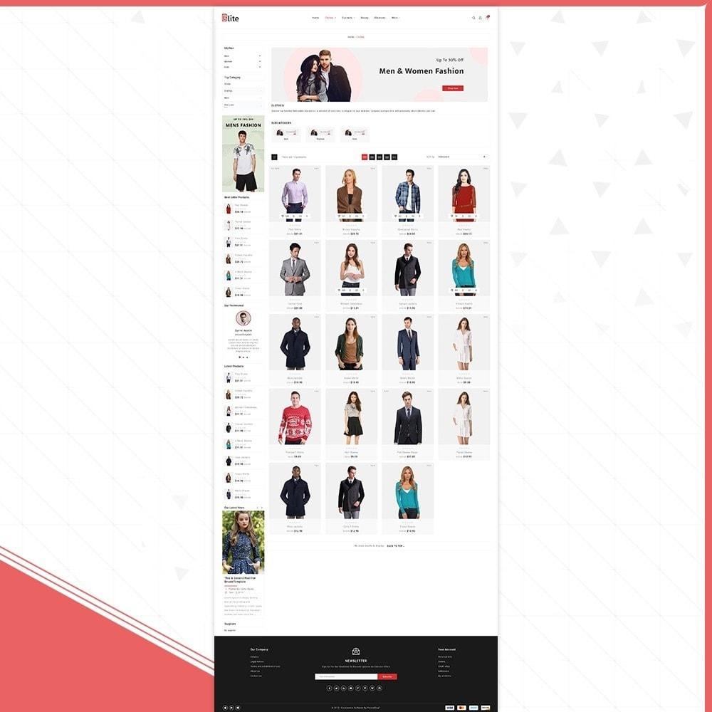 theme - Fashion & Shoes - Blite - Fashion Store - 3
