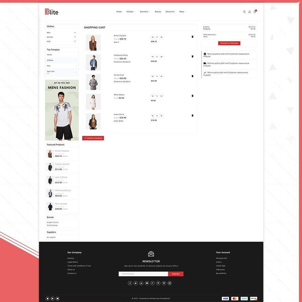 theme - Fashion & Shoes - Blite - Fashion Store - 5