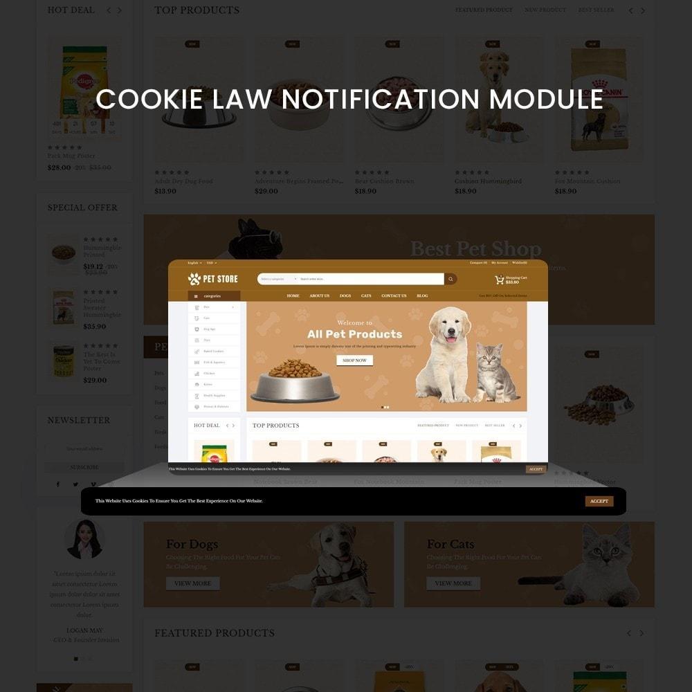theme - Animali - Petstore – Animals & Pets Store - 8