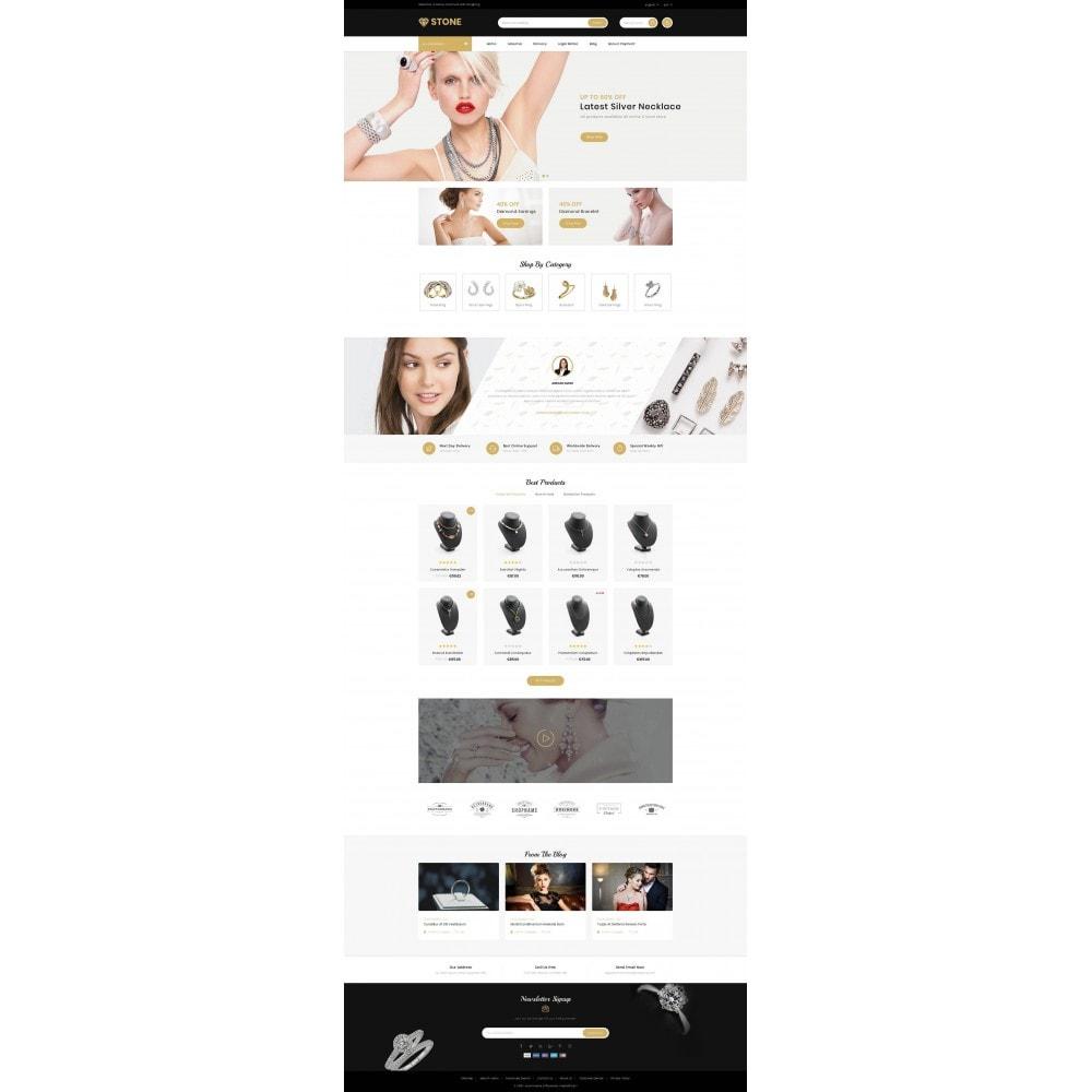 theme - Joalheria & Acessórios - Stone - Jewelry Store - 2