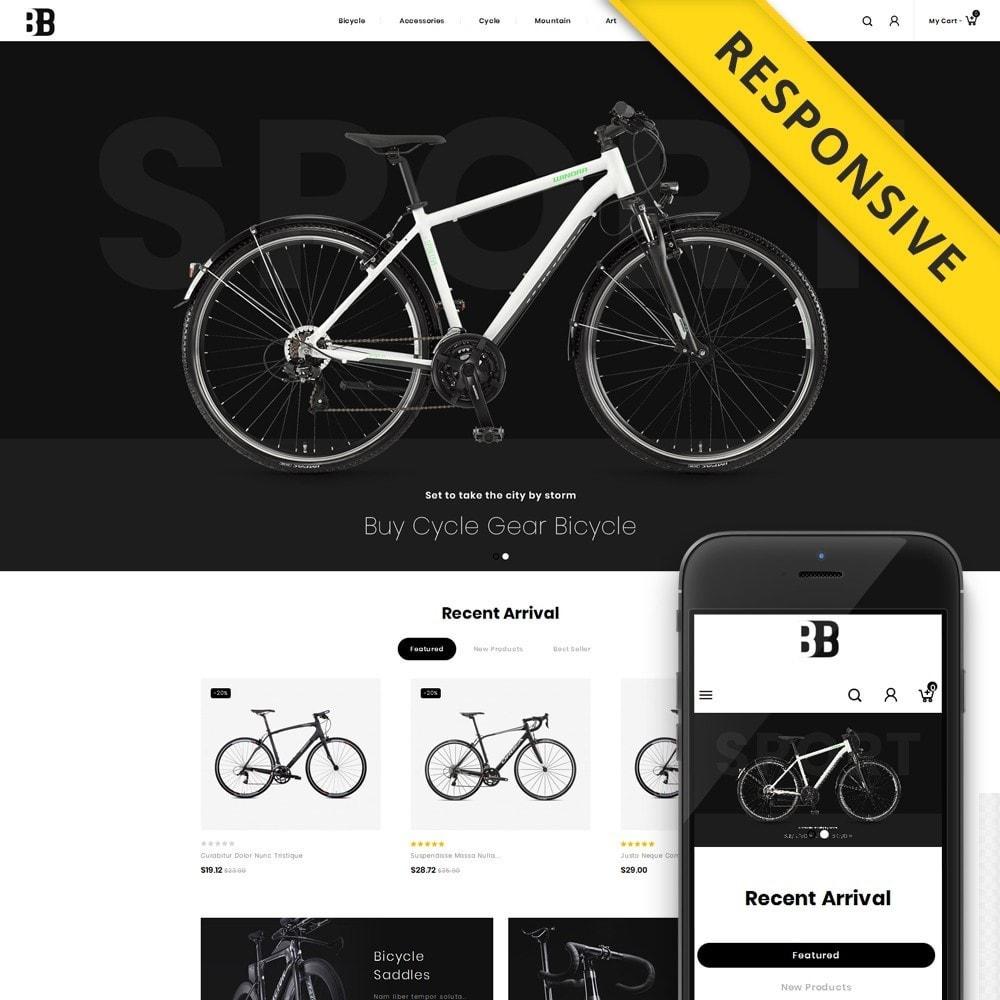 theme - Autos & Motorräder - Bigbuy - Bicycle & Bikes Store - 1