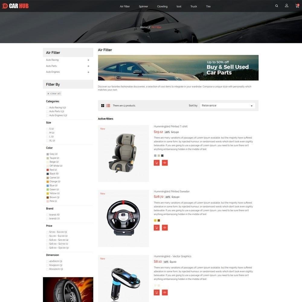 theme - Auto & Moto - Car- Auto Store - 5