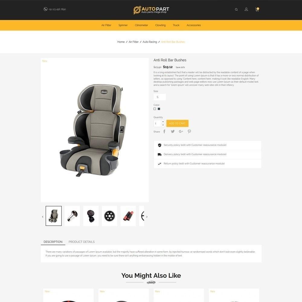 theme - Auto & Moto - Autoparts Car - Auto Tool Store - 6