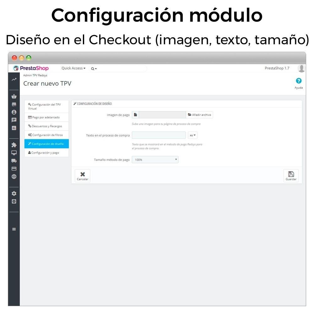 module - Pago con Tarjeta o Carteras digitales - Pago con tarjeta Banco Sabadell (Redsys) - 7