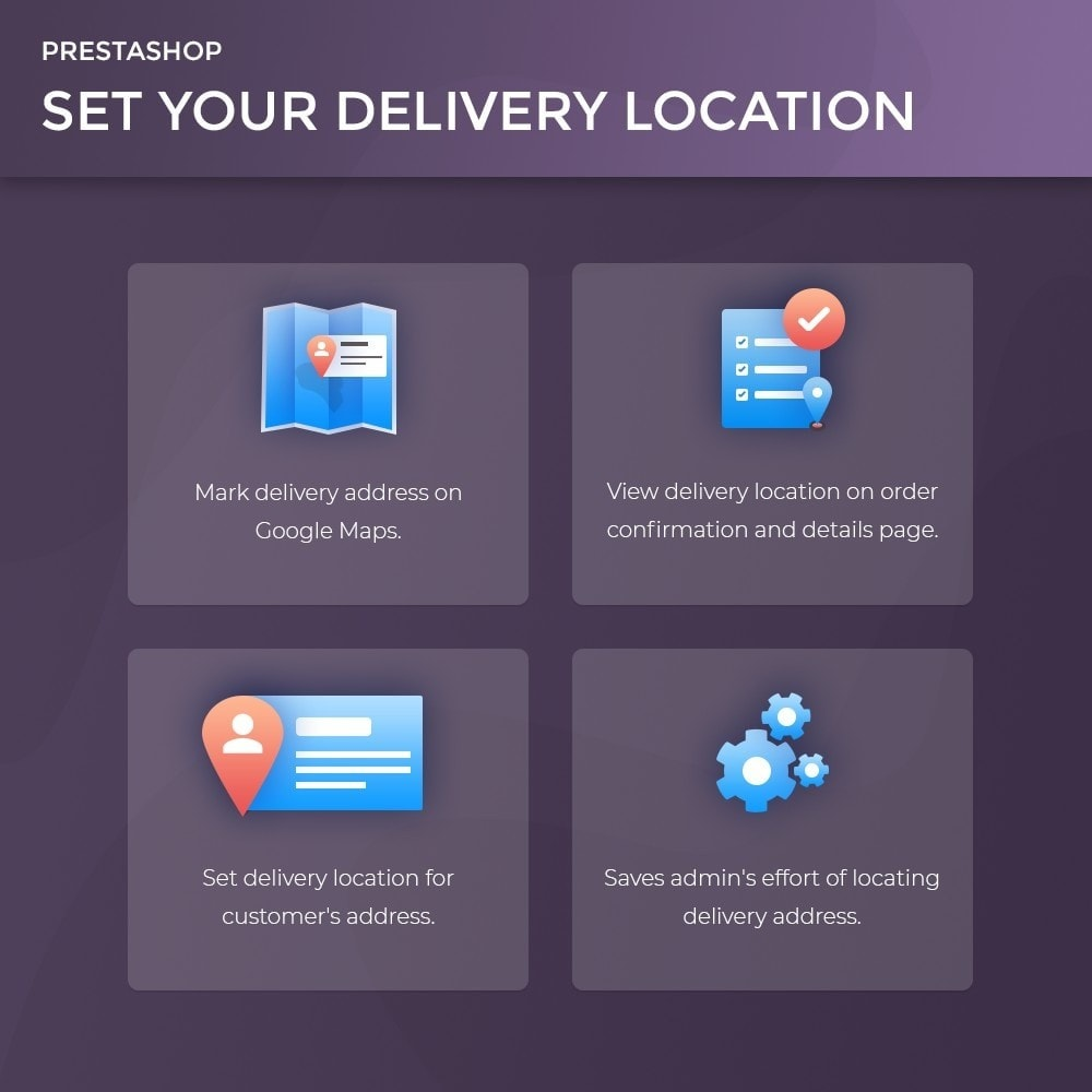module - Lingue & Traduzioni - Set Your Delivery Location | Tracking Made Easy - 2