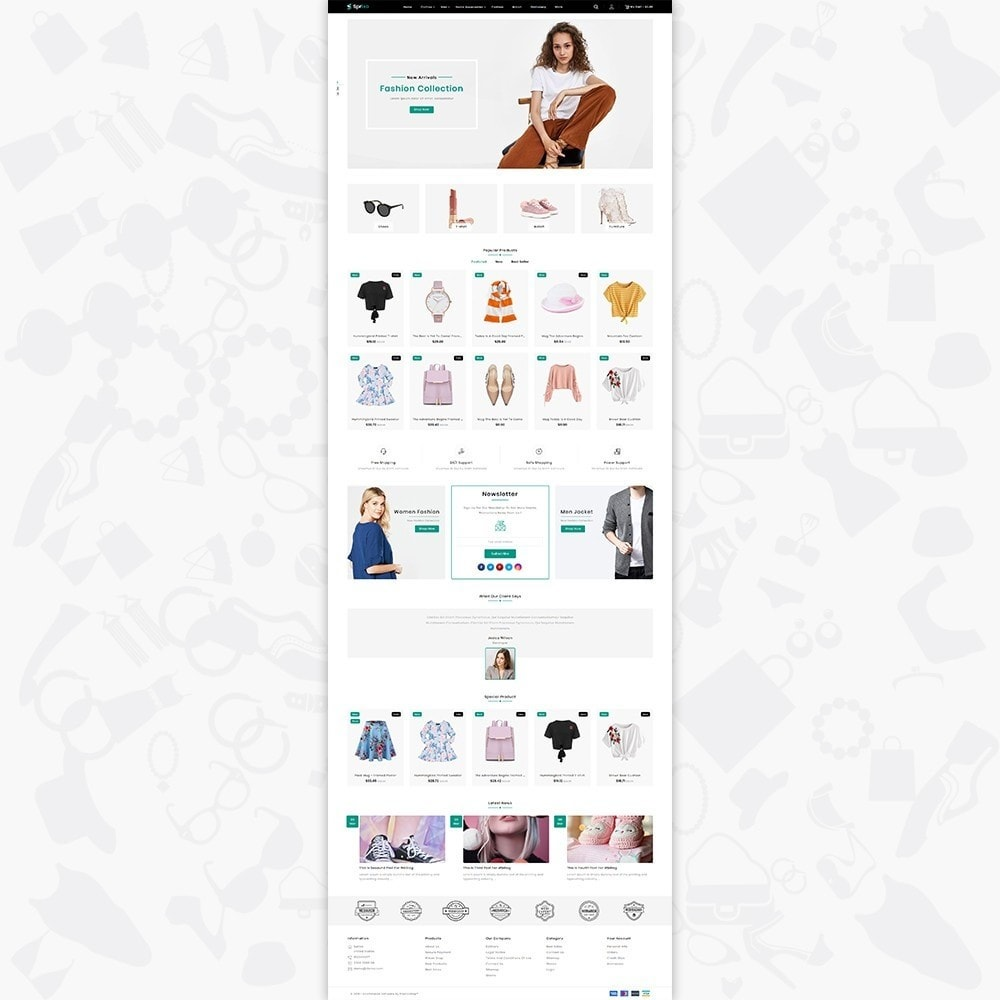theme - Mode & Schuhe - Sprixo - The  Fashion Store - 2