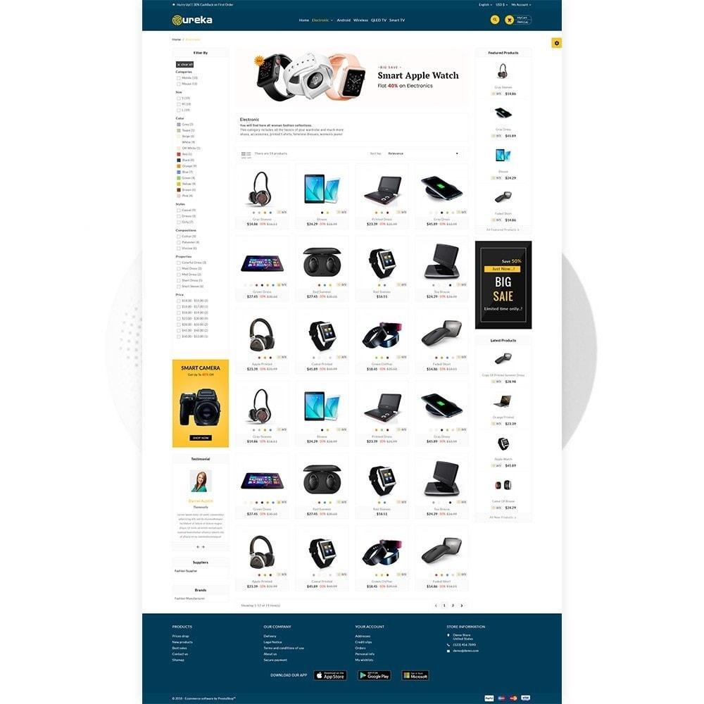 theme - Electronique & High Tech - Eureka Electronic Responsive Shop - 3