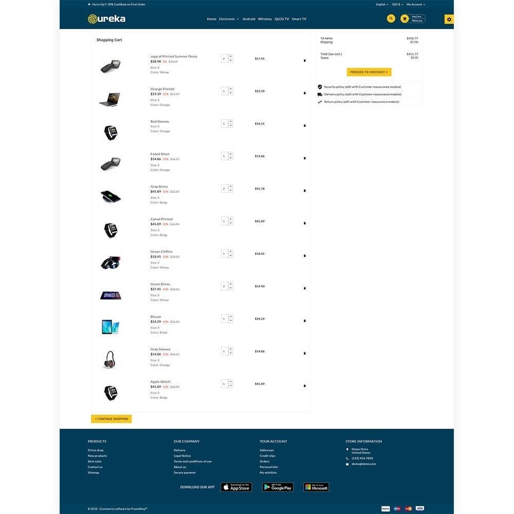 theme - Electronique & High Tech - Eureka Electronic Responsive Shop - 4