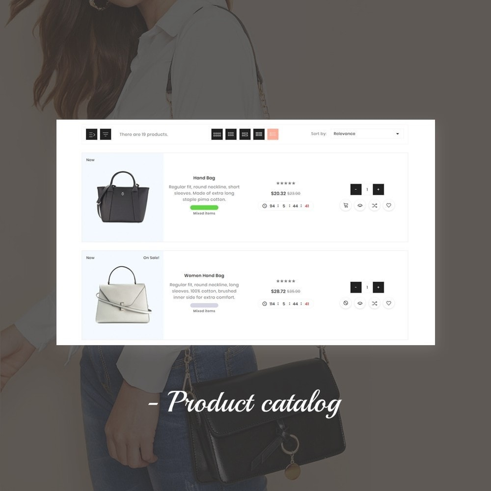 theme - Mode & Chaussures - Zebra Fashion Full Responsive Store - 11
