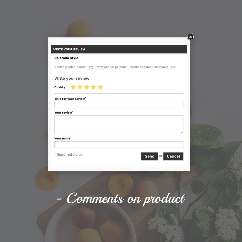 theme - Temas PrestaShop - Biotique Fresh Organic Responsive Multistore - 9