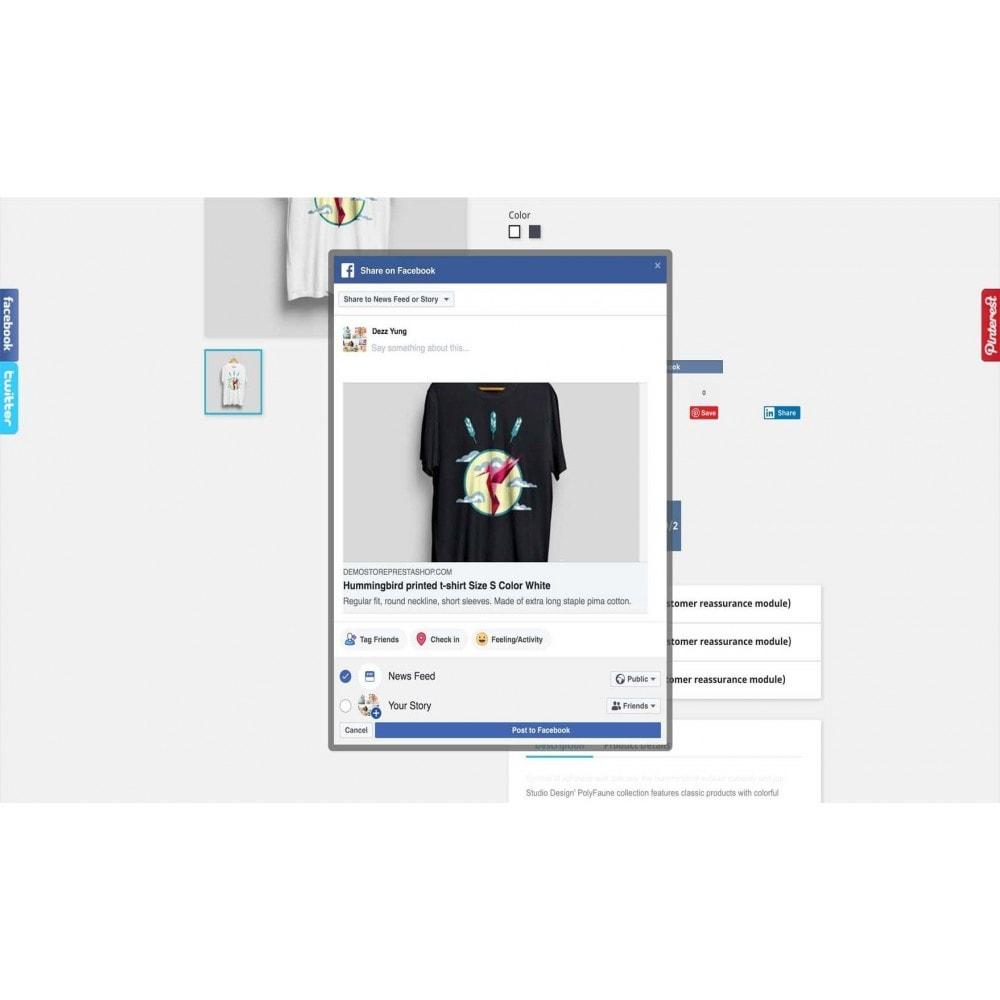 module - Boutons Login & Connect - Social Pack: Connexions, Parrainages, Plugins (34 en 1) - 19