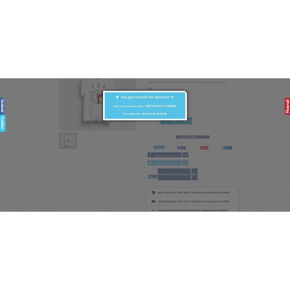 module - Boutons Login & Connect - Social Pack: Connexions, Parrainages, Plugins (34 en 1) - 24