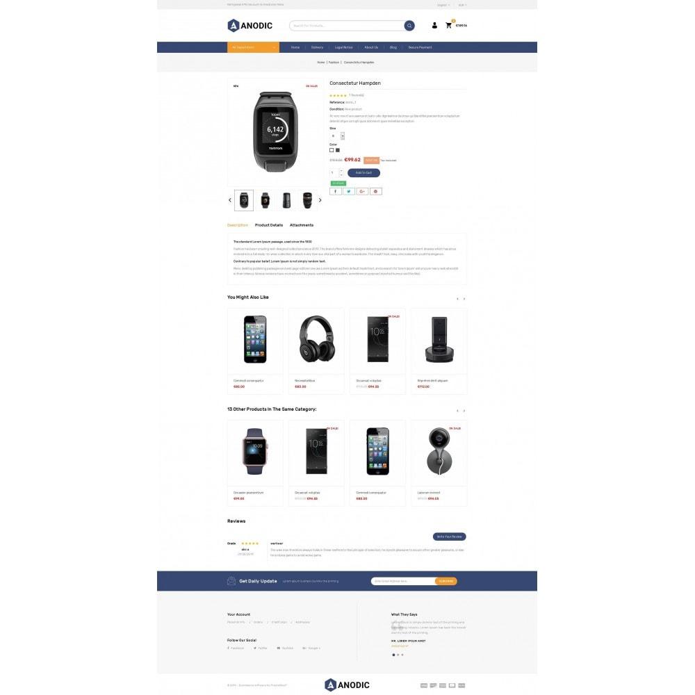 theme - Eletrônicos & High Tech - Anodic - Electronic Gadget Store - 5