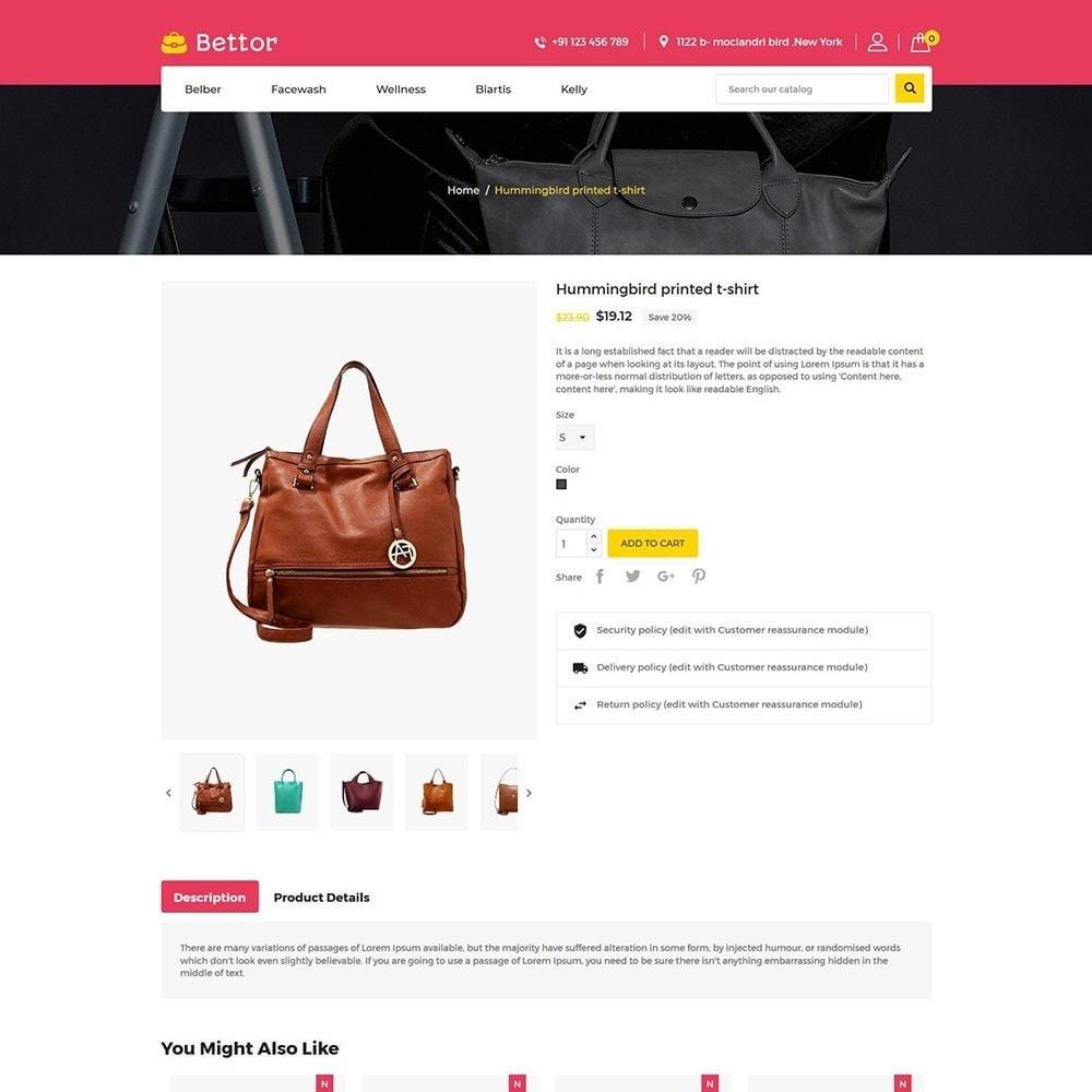 theme - Fashion & Shoes - Bettor Bag - Fashion Store - 5