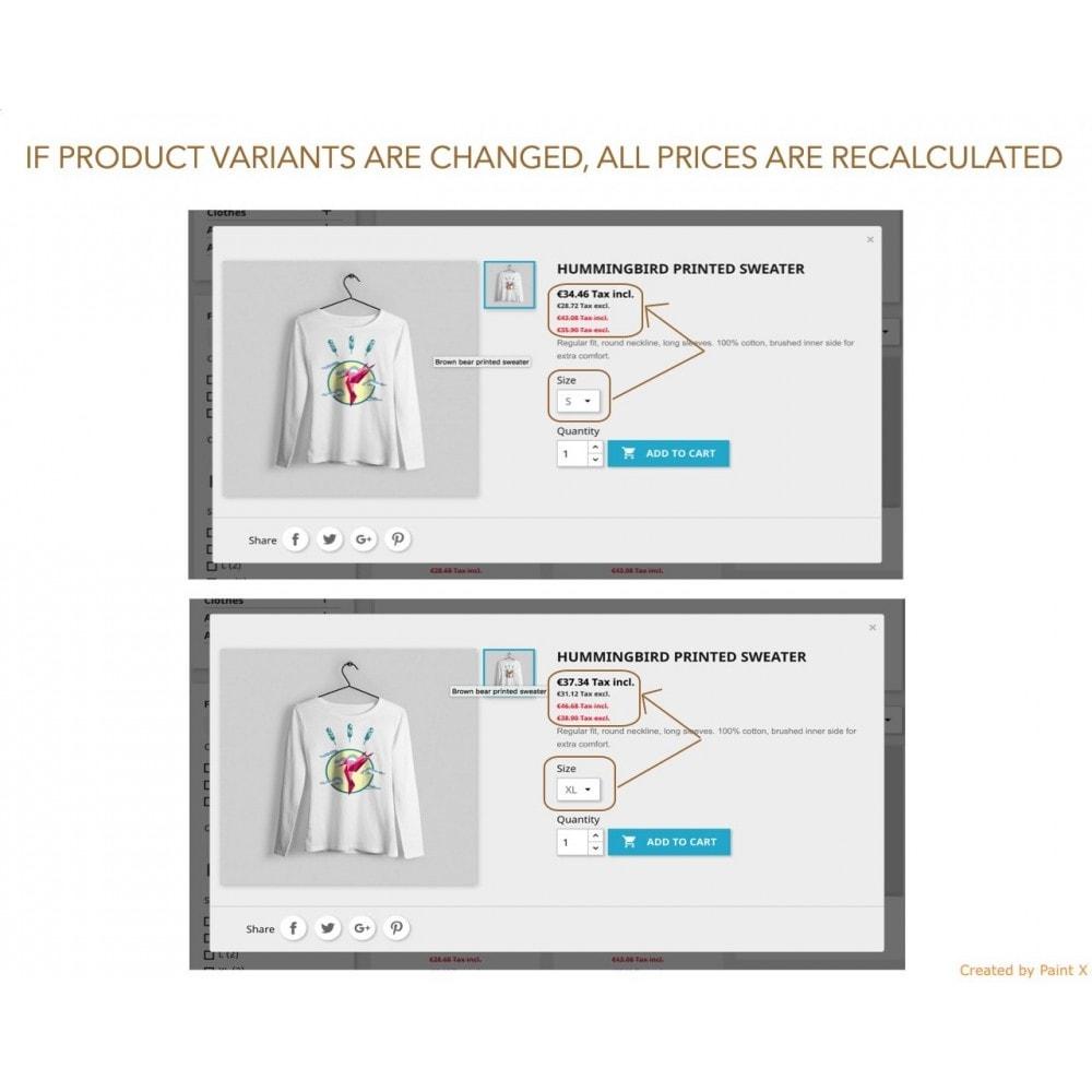 module - Gestión de Precios - Visualización dual de precios con/sin impuesto - 4