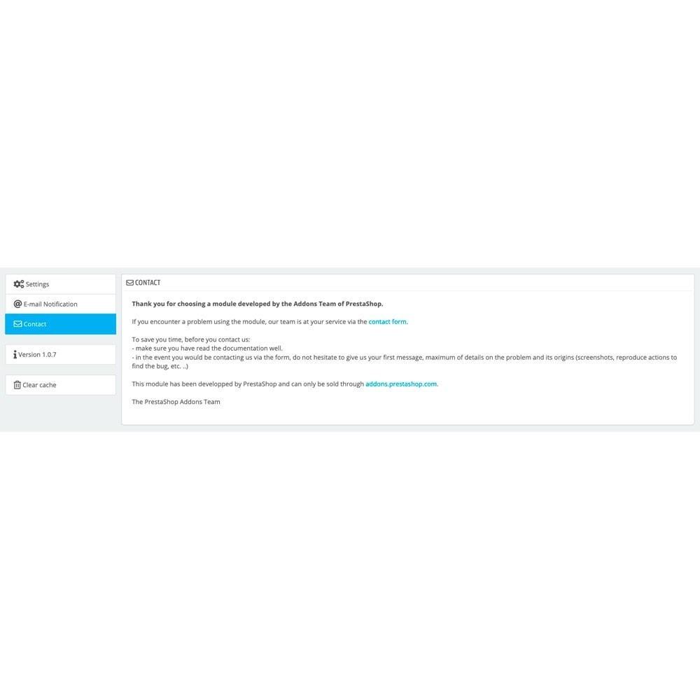 module - Législation - RGPD Compliance - 9