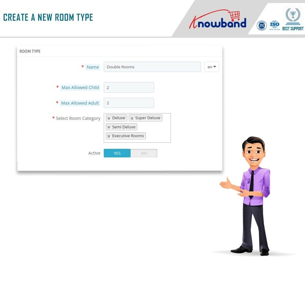 module - Reservation & Rental System - Knowband - Booking and Rental System - 14