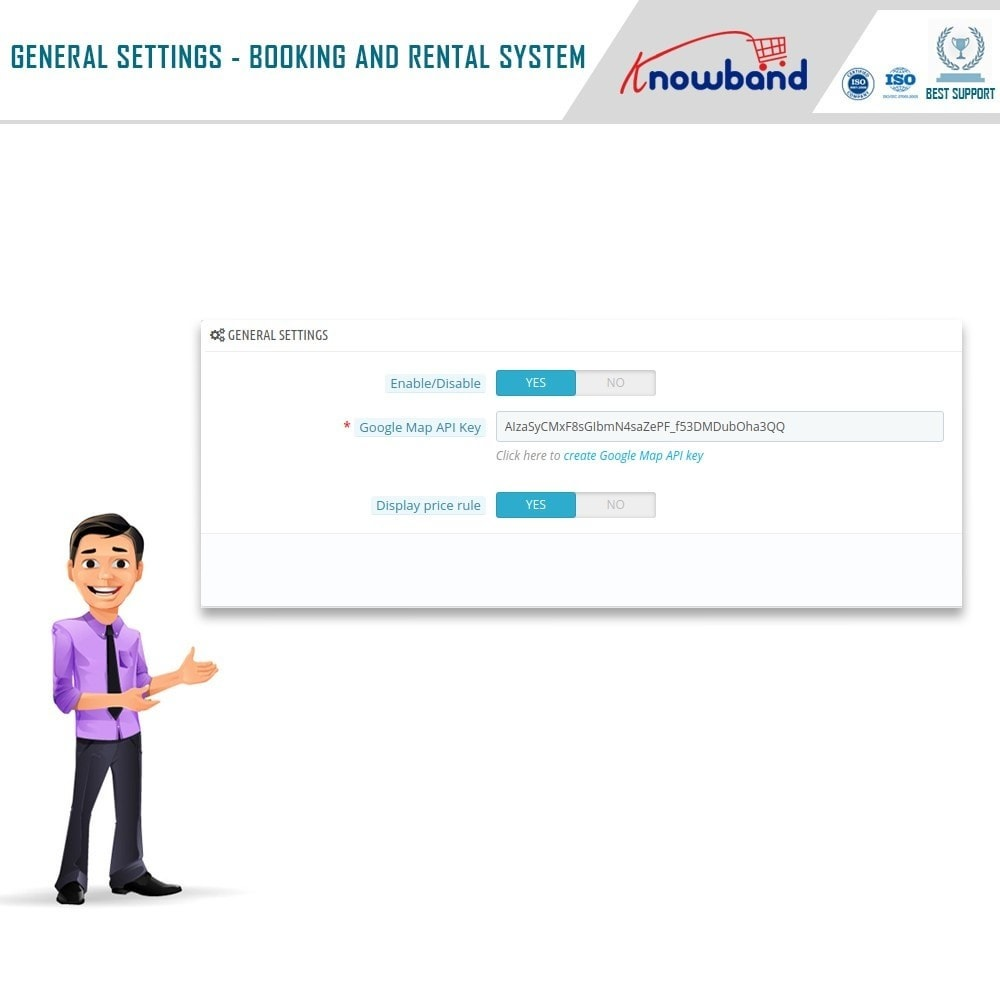 module - Reservation & Rental System - Knowband - Booking and Rental System - 15