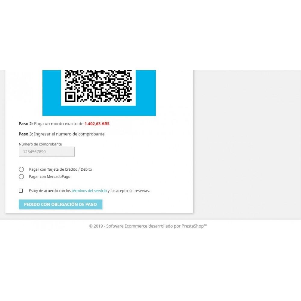 module - Pago con Tarjeta o Carteras digitales - MercadoPago Tools Pro - 4