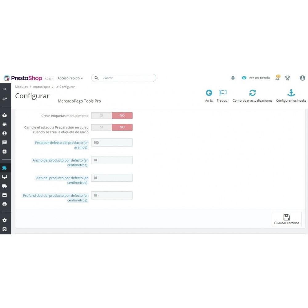 module - Pago con Tarjeta o Carteras digitales - MercadoPago Tools Pro - 12