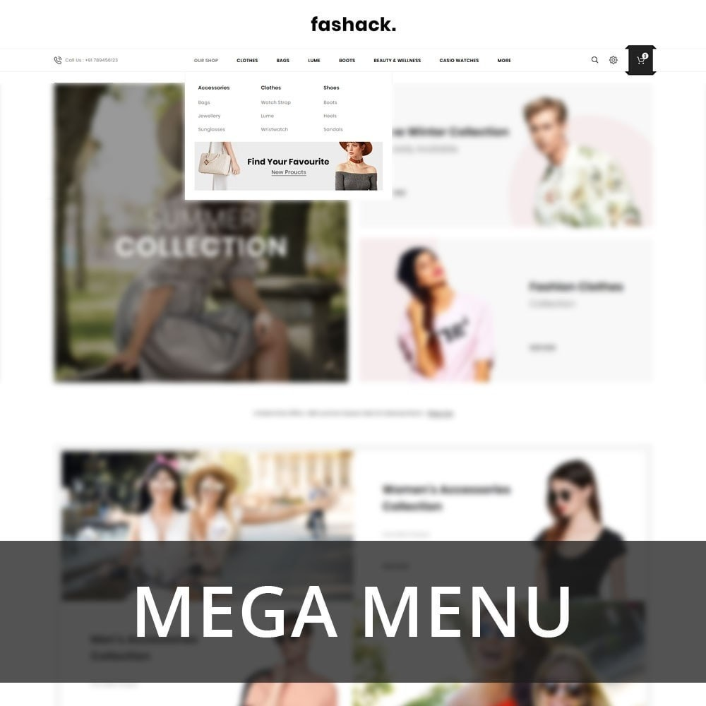 theme - Moda & Obuwie - Fashack - The Fashion Shop - 9