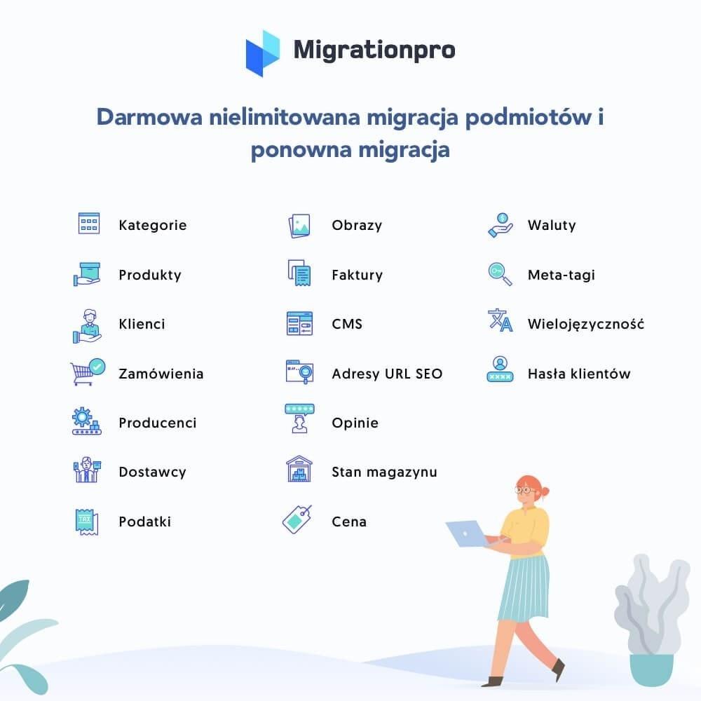 module - Migracja & Backup - Narzędzie Prestashop do Aktualizacji i Migracji - 2