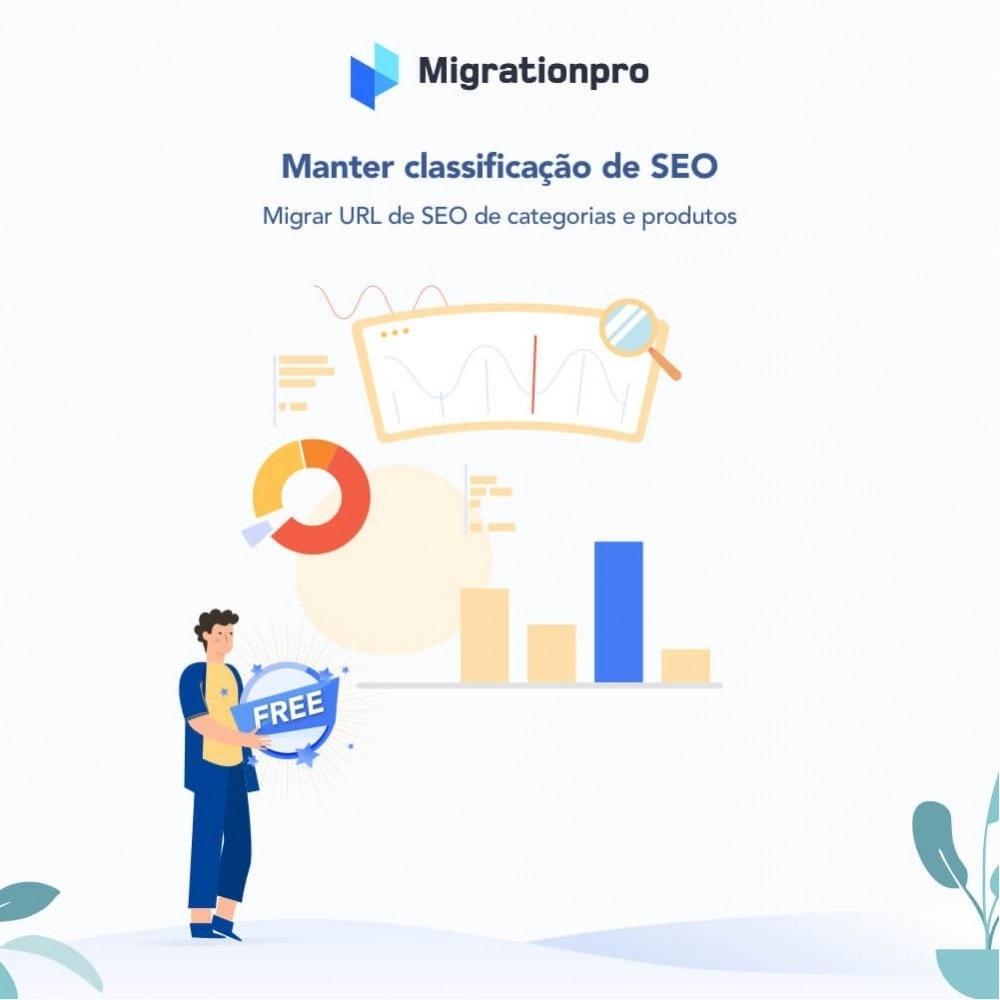 module - Migração de Dados & Registro - Upgrade PrestaShop e ferramenta de Migração - 3