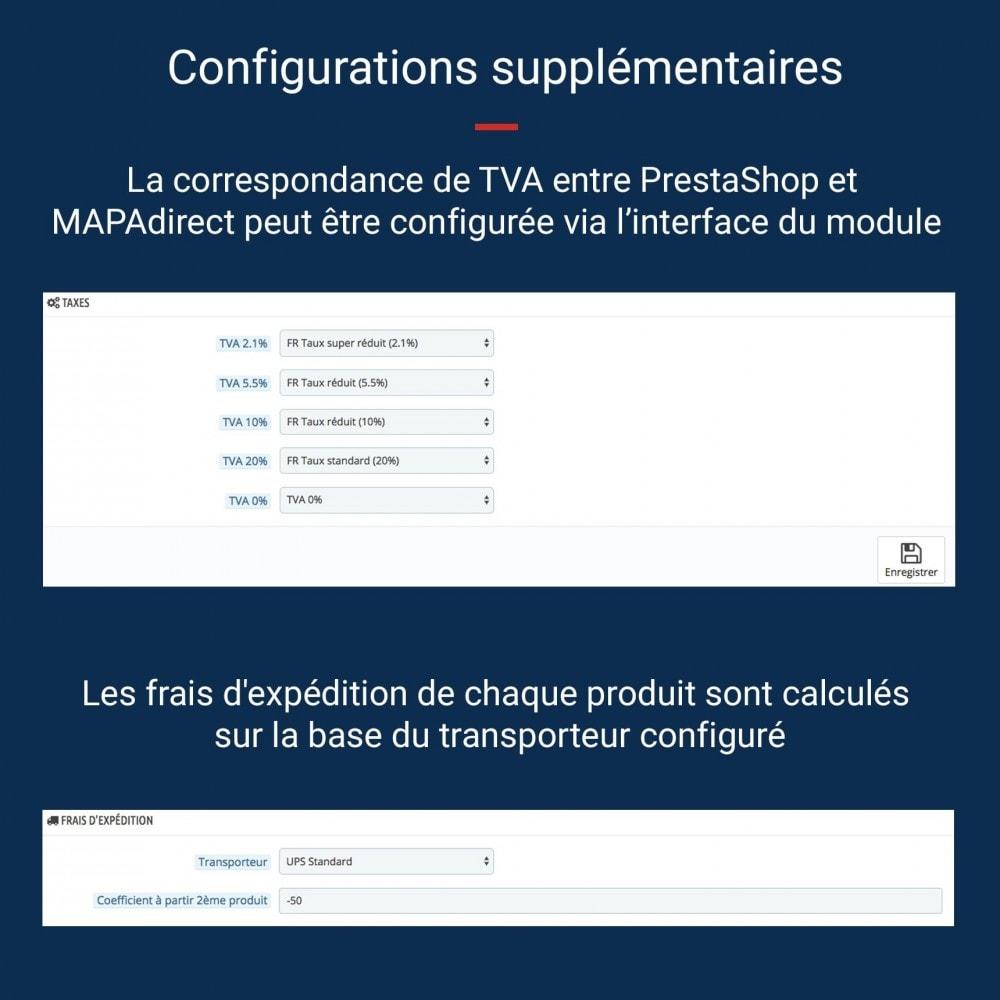 module - Marketplaces - MAPAdirect : la seule marketplace dédiée aux acheteurs publics en France - 9