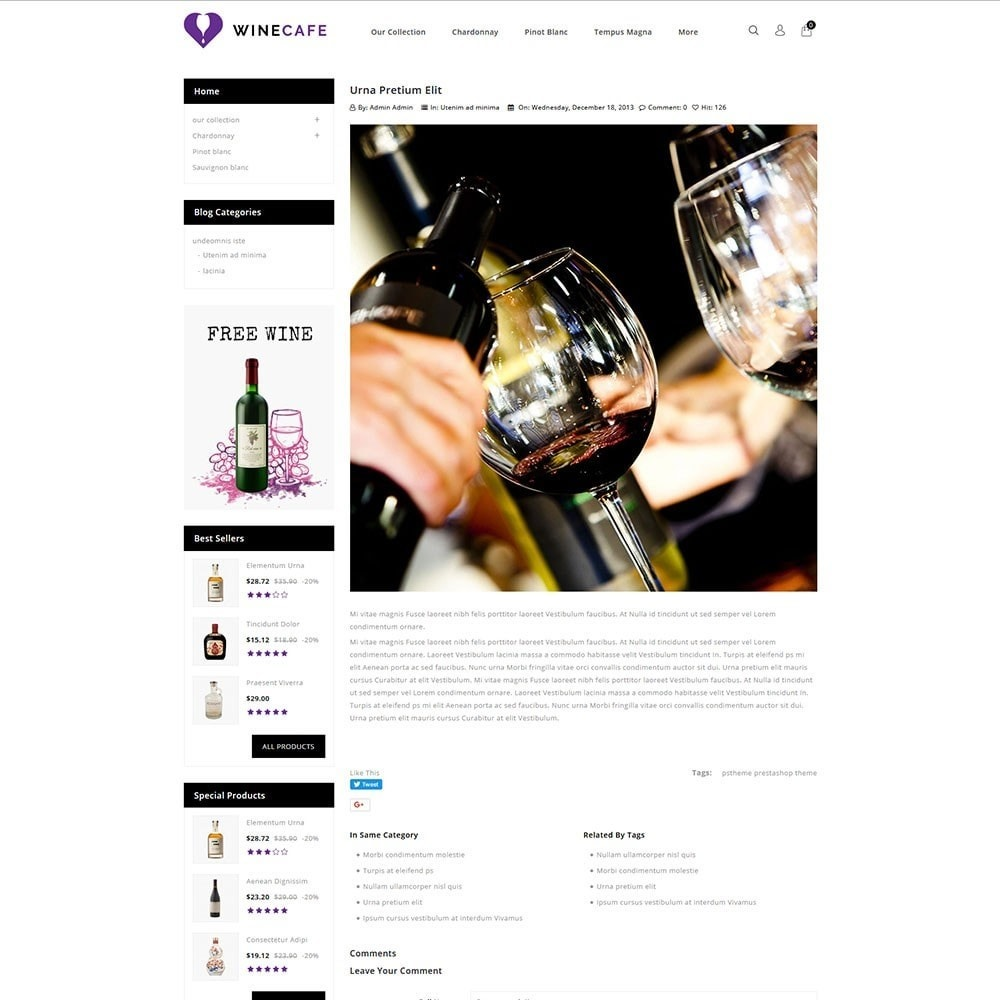 theme - Bebidas & Tabaco - Winecafe - The Wine Store - 7