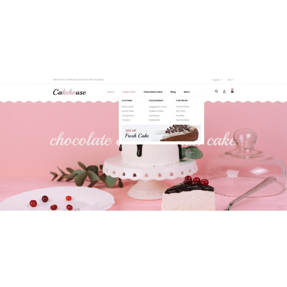 theme - Food & Restaurant - Cackehouse -  Sweet Cake Store - 6
