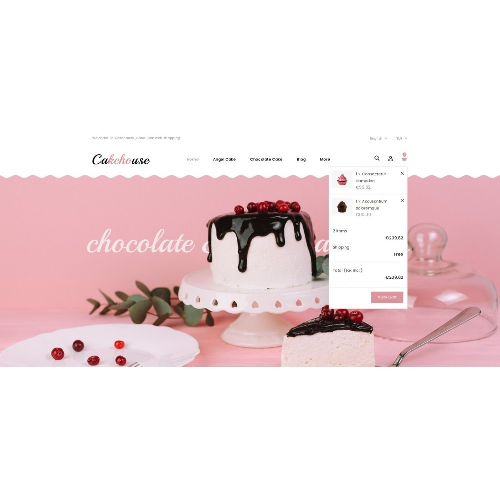 theme - Food & Restaurant - Cackehouse -  Sweet Cake Store - 8